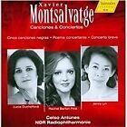 Xavier Montsalvatge - : Canciones & Conciertos (2012)