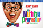 The Nutty Professor (Blu-ray/DVD, 2014, 4-Disc Set, 50th Anniversary Ultimate Collectors Edition)