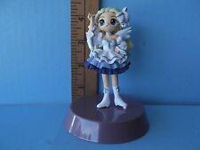 "Pita-Ten Super Cute Sasha 4""in Mini Figure all Dolled Up in Dress & White Boots"