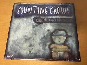 Counting-Crows-Somewhere-Under-Wonderland-US-CD-Album-Deluxe-SEALED
