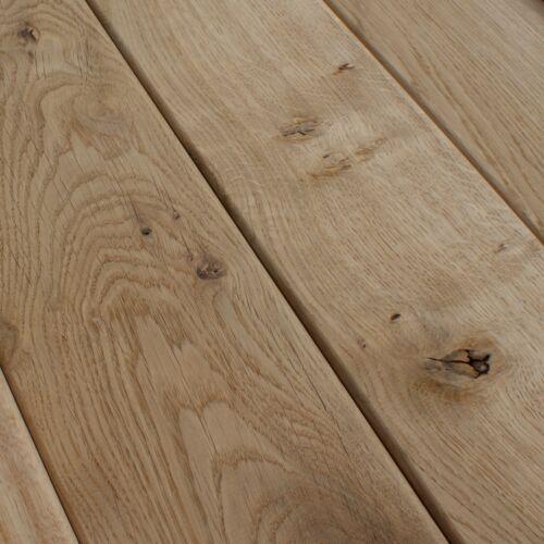 130mm x 28mm Smooth Oak Decking// Patio//Garden Hardwood// Timber Boards