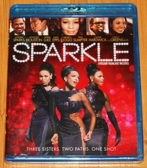 Sparkle (Blu-ray Disc, 2012, Canadian; Bilingual)