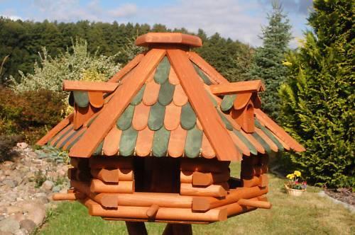 *Luxus Vogelhaus Vogelhäuschen super Blickfang V13g