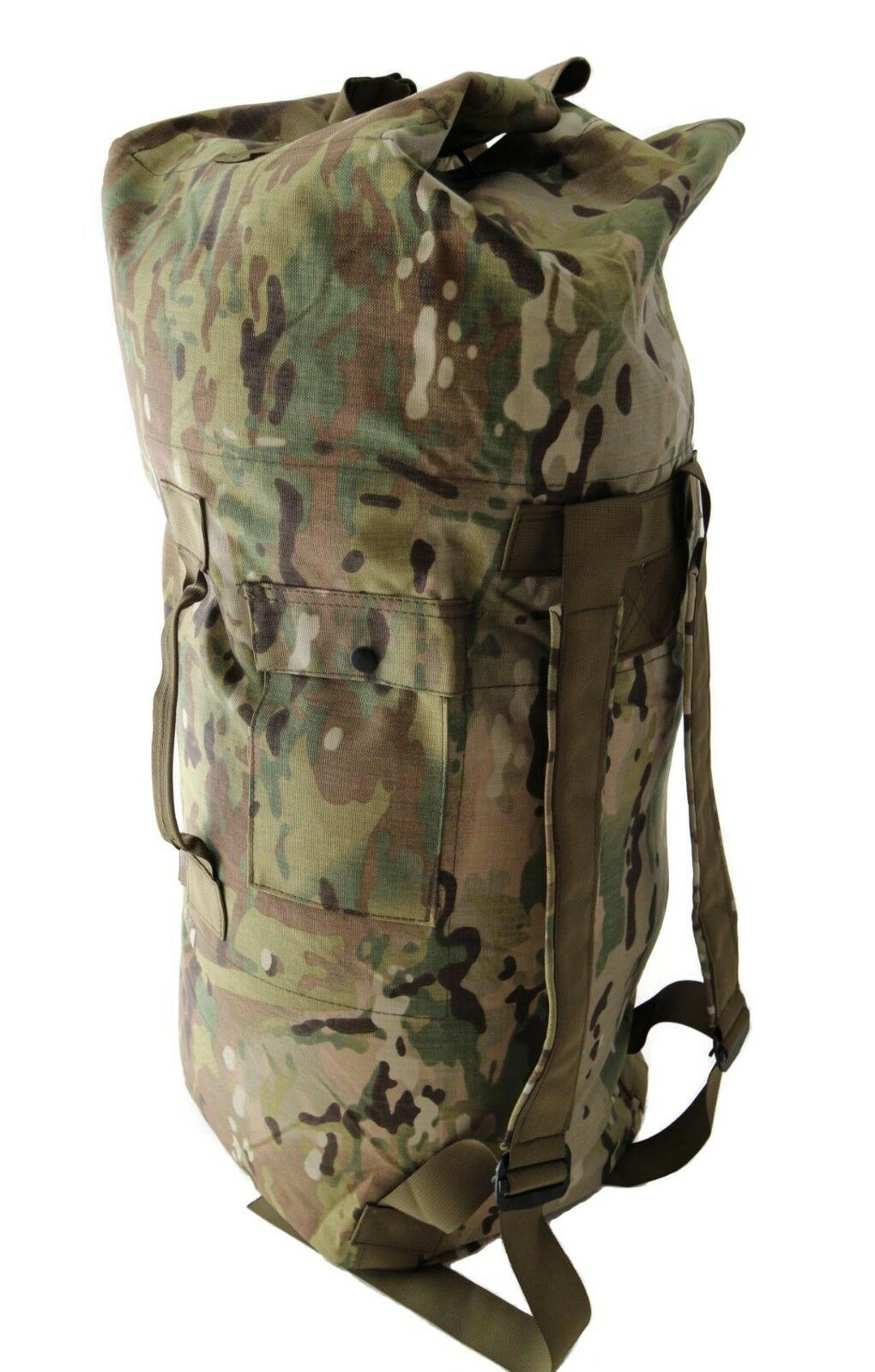 Hank's Surplus Military Style CORDURA Nylon MultiCam A-TACS AU Duffle Duffel Bag