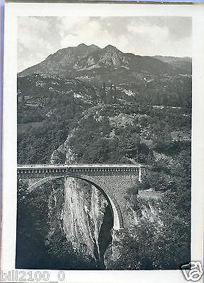 65 Luz Saint Sauveur . Le Pont . Photo Ancienne Vers 1900 Om Tot De Eerste Te Behoren Onder Vergelijkbare Producten