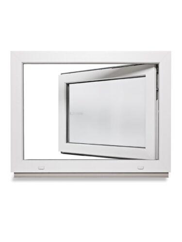 Keller fenêtre plastique fenêtre 2 fois renforcé tourne Kipp toutes les tailles des marchandises en stock