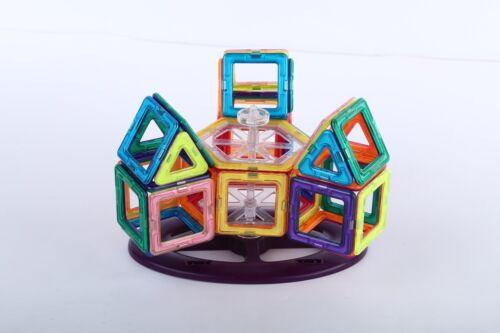 120 Piece Magnetic Tiles magnetic Building Blocks Toys for Kids