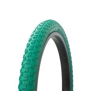 "1PAIR Bicycle Bike Tires /& Tubes 20/"" x 2.125/"" Orange//Orange Side Wall BMX COMP3"
