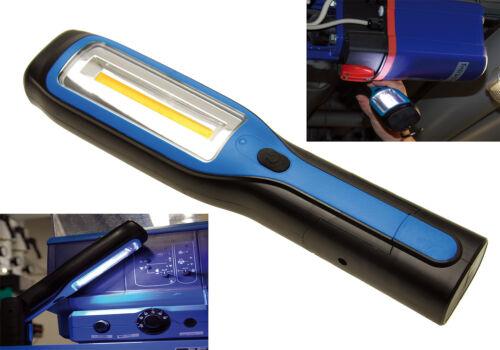 COB-LED Handlampe Werkstatt Lampe Stablampe Hand Leuchte Werkstattleuchte BGS