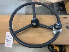 John Deere 650 750 850 950 1050 1250 Steering Wheel With Cap Aftermarket