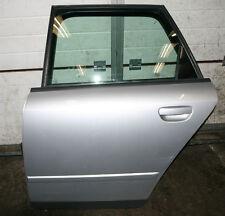 Original Audi A4 B6 8E AVANT Tür Hinten Links komplett ENG + Lackcode