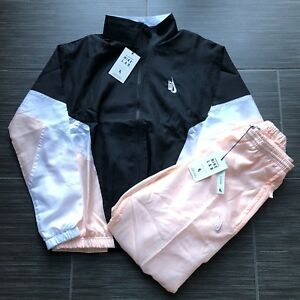 Nikelab Heritage Tracksuit 914240-658 Size Xs Unisex Brand New Fully Tagged Elegant And Sturdy Package Men's Clothing