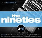 3/60: The Nineties by Various Artists (CD, Jul-2011, 3 Discs, Crimson Productions (USA))