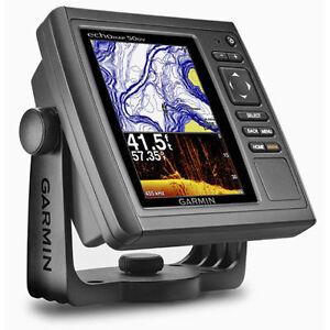 Details about GARMIN echoMAP 50dv GPS Chartplotter WITHOUT DownVu  Transducer 010-01098-WT NEW