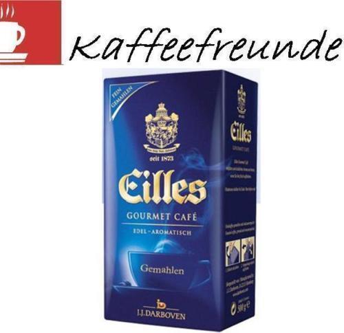 EILLES GOURMET KAFFEE GEMAHLEN 500 Gr