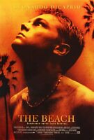 The Beach Movie Poster - Leonardo Dicaprio Poster : 11 X 17 Inches