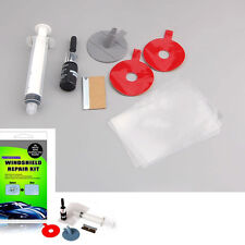 Car Auto Windscreen Windshield Repair Tool DIY Kit Glass For Chip & Crack Set