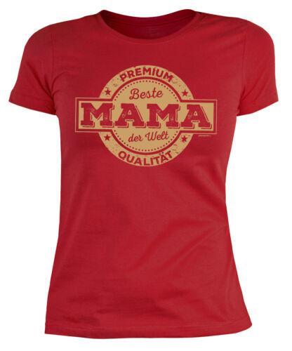 Tshirt Frauen Geburtstag Mom Mutter Damen Sprüche T-Shirt Geschenkshirt Mama
