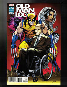 old man logan 24 1 10 past lives variant marvel comics lemire w