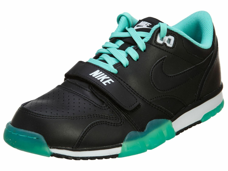 637995-005 Nike Air Trainer 1 Low ST Bo Jackson Blk/Turquoise/Wht Sizes 8-12 NIB