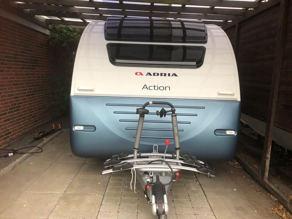 Adria Adria action 361Lh, 2016, 900 kg egenvægt