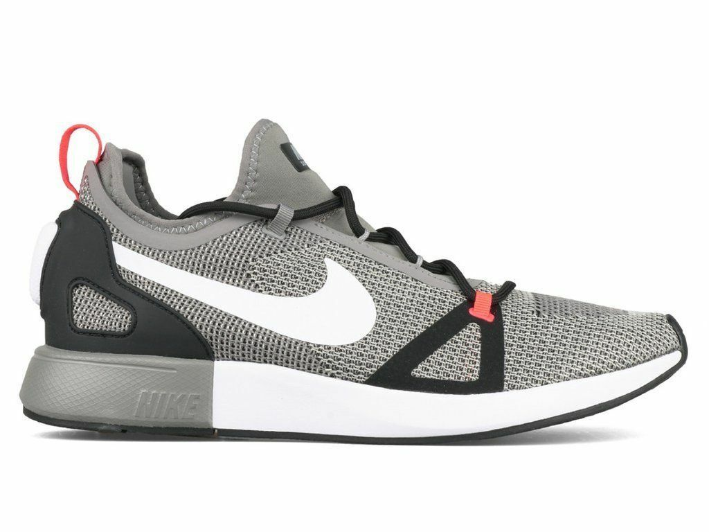 NIKE DUEL RACER homme fonctionnement chaussures Taille: 11 008 LIGHT CHARCOAL blanc Gris 918228 008 11 9a16f3