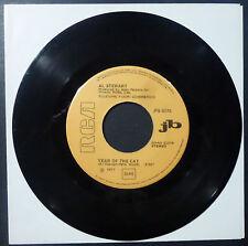"7"" JB - VANGELIS - AL STEWART - PULSAR - YER THE CAT - EX - VG"