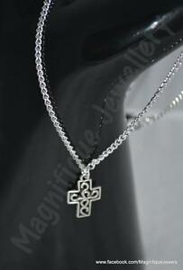 Handmade Patterned Cross Charm Necklace Christian Religious FREE PampP - Southwick, West Sussex (Near Brighton), United Kingdom - Handmade Patterned Cross Charm Necklace Christian Religious FREE PampP - Southwick, West Sussex (Near Brighton), United Kingdom