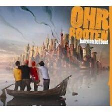 "OHRBOOTEN ""BABYLON BEI BOOT"" CD NEUWARE"
