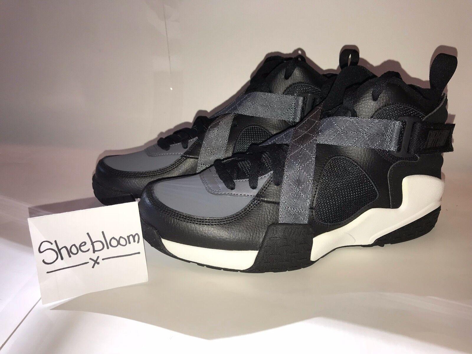 Nike Air Raid Outdoor Jordan 8 Raiders Bo Knows PE Size 11.5 100% Authentic BNIB