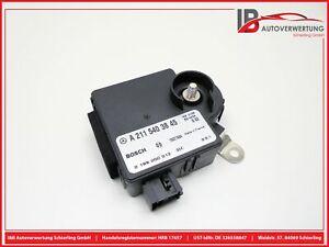 MERCEDES BENZ E-KLASSE W211 Batteriesteuergerät A2115403845 BOSCH Original