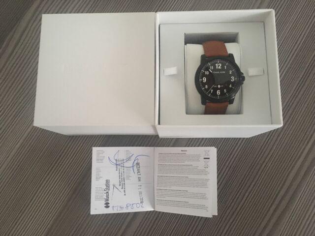 Michael Kors Uhr Herrenuhr MK8502