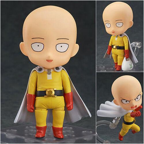 Anime One Punch Man Hero Saitama Nendoroid 575 PVC Figure NEW IN BOX