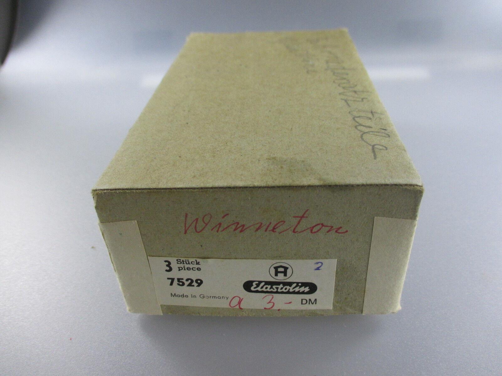 Elastolin Elastolin Elastolin  verkausfkarton (vacío) Nº 7529 (gk89)  salida para la venta