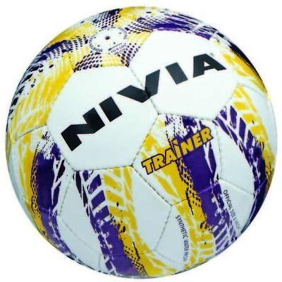 Nivia Trainer 32-Panel Volleyball, Full Size
