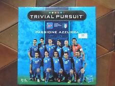 giochi trivial pursuit passione azzurra,no panini