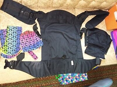 Black Rainbow Beco Carrier Soleil Pads Suck Tula Metro accessories Baby OwRUIW4qw