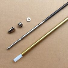 """Aluminum Strut with 1//4/"""" cable shaft 800mm Full Set NEW VERSION RC BOAT"""