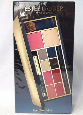Estee Lauder Travel Exclusive Expert Color Palette Set ~ BNIB