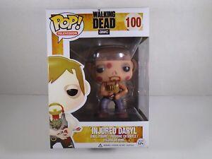 Figurine Funko POP Television the Walking Dead 100 INJURED DARYL