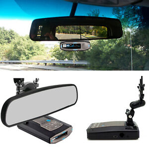 Rearview-Mirror-Mount-for-Escort-Max360c-Max-3-ix-ixc-EX-Radar-Detector-Mag-Dock
