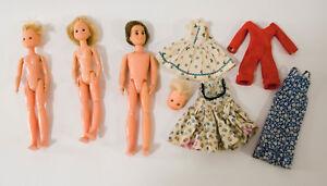 Lotto La Famiglia Felice/The Sunshine Family Mattel