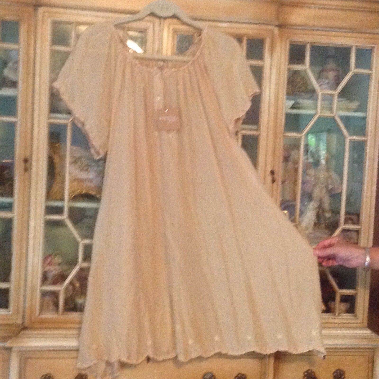 NWT MAGNOLIA PEARL - COTTON SILK VITA DRESS -BEAUTIFUL