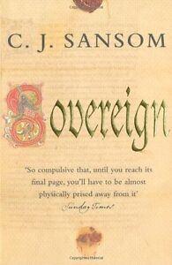 Sovereign (Shardlake) By C. J. Sansom