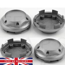 Set of 63mm - 68mm Alloy Wheel Hub Centre Caps VW BK LG LEAGUE RACING SLOT MAGS