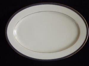 Lenox-Hamilton-16-034-Platter-Presidential-Collection-EXC