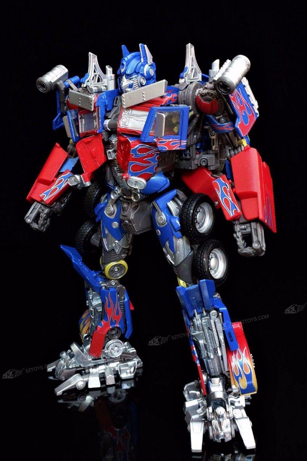 Regalo de figura de acción de transformadores obra maestra película serie Optimus Prime MPM04