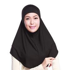 2 STK Calidad Bufanda De Mujer Pañuelo Mantón Jimar musulmán Pañuelo Hijab islam