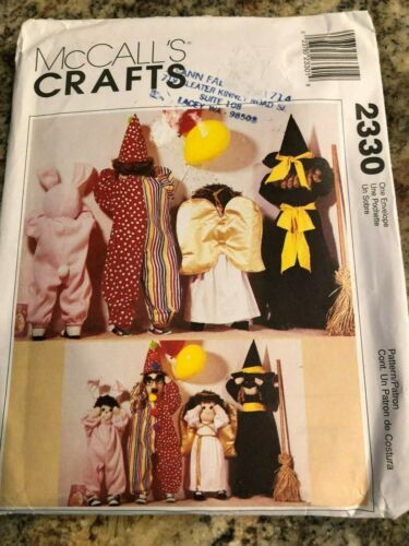 Your Choice Of Vintage Craft Sewing Patterns Stuffed Animals Dolls More