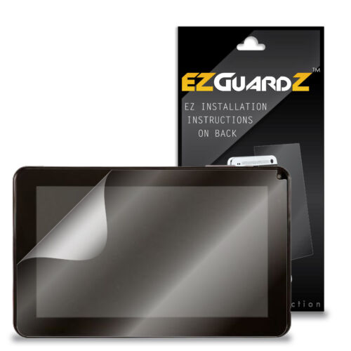 "Clear 2X EZguardz LCD Screen Protector Cover HD 2X For Nobis NB09K 9/"" Tablet"